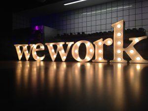 wework übernahme